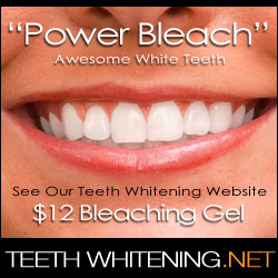 Press On Veneers popup for teeth whitening